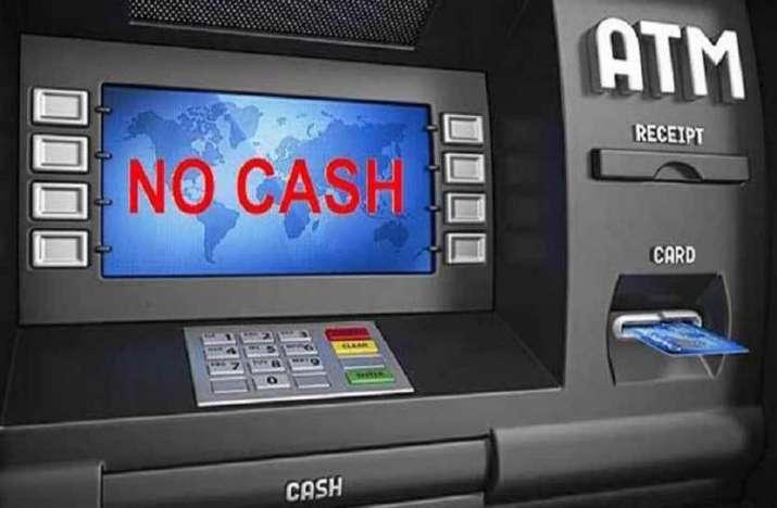 No Cash in ATMs- India TV Paisa