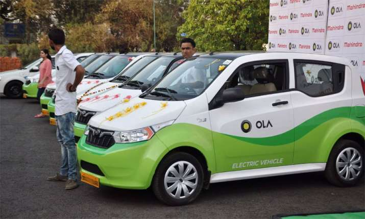 Ola launches Mission Electric- IndiaTV Paisa