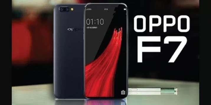 Oppo F7 Smartphone- India TV Paisa
