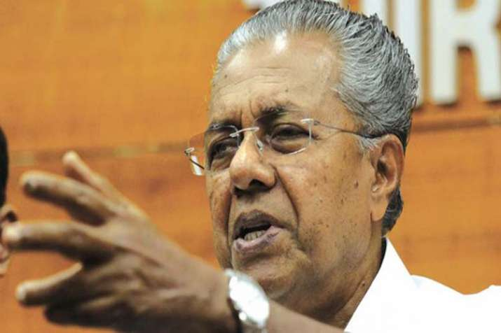 Maoists threaten to behead Kerala CM Pinarayi Vijayan- India TV