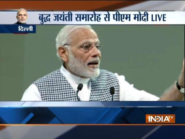 प्रधानमंत्री मोदी...- India TV