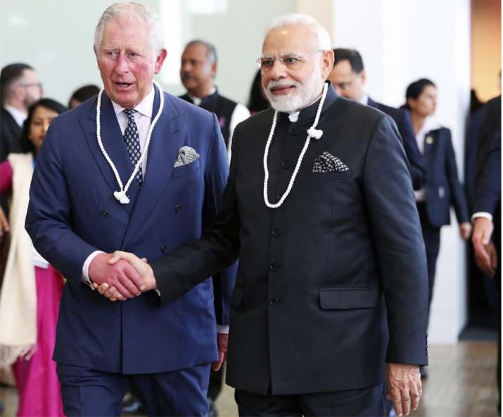 Pm Modi in London- India TV Paisa