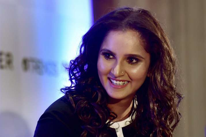 Sania Mirza- India TV