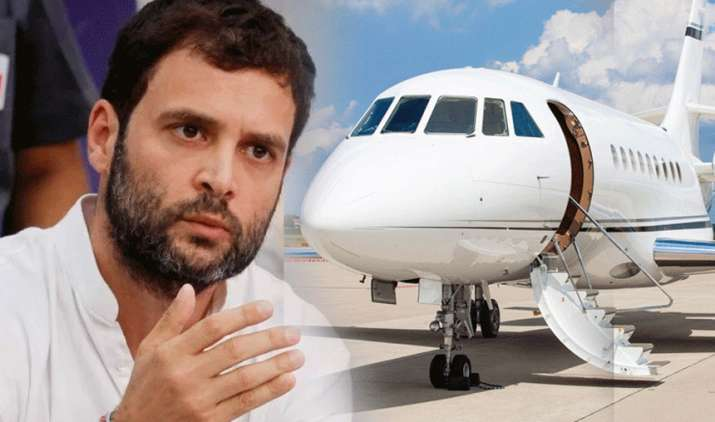 Rahul Gandhi flight nosedives en route Hubli, was it a technical snag or conspiracy?- India TV