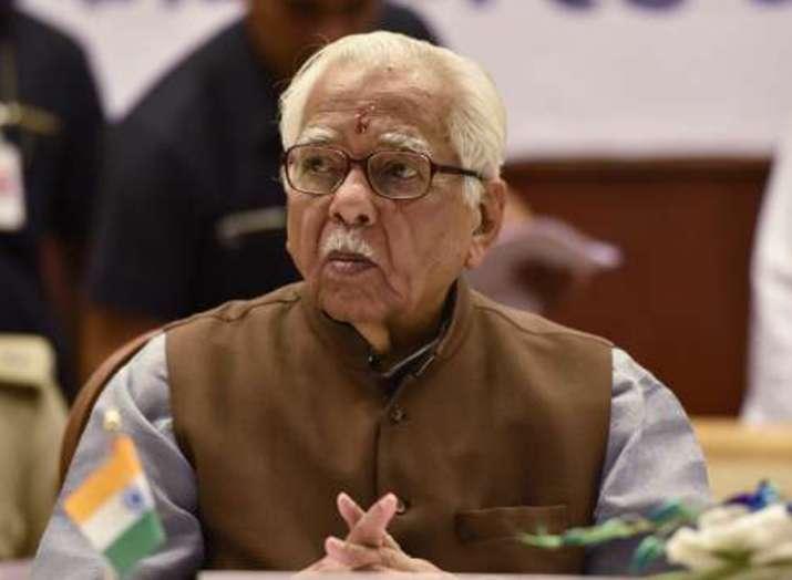 up governor ram naik- Khabar IndiaTV