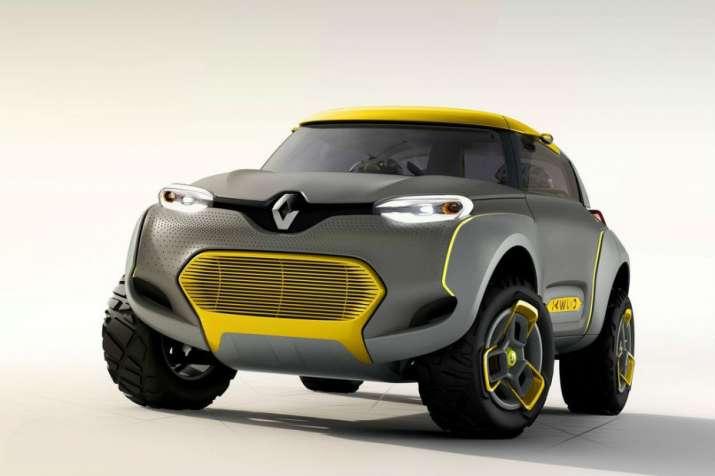 Renault Kwid Electric- India TV Paisa