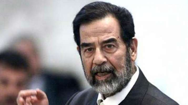 Saddam Hussein | AP Photo- Khabar IndiaTV