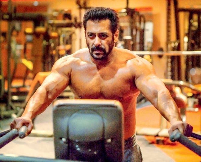 Salman Khan Fitness Mantra- India TV