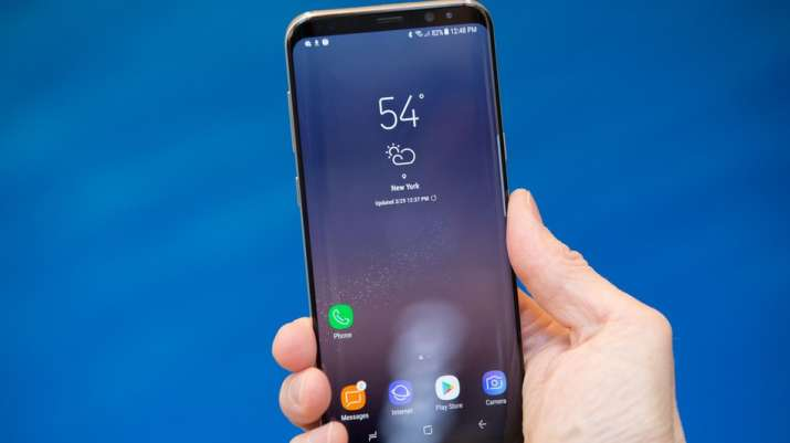 Samsung Galaxy S8- India TV Paisa