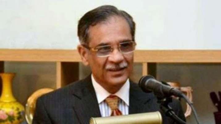 Judges are 'real lions', says Pakistani chief justice Saqib Nisar- Khabar IndiaTV