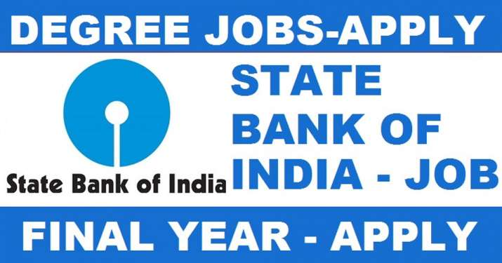 SBI recruitment of probationary officers- India TV Paisa