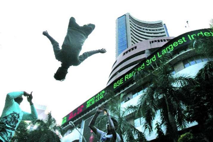 Sensex crosses 34k - India TV Paisa