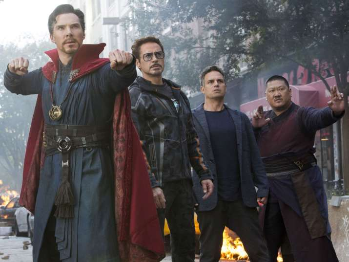 Avengers Infinity War- India TV