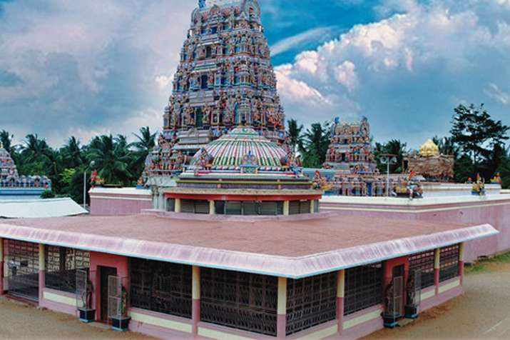sri rajarajeshwari temple of banglore- Khabar IndiaTV