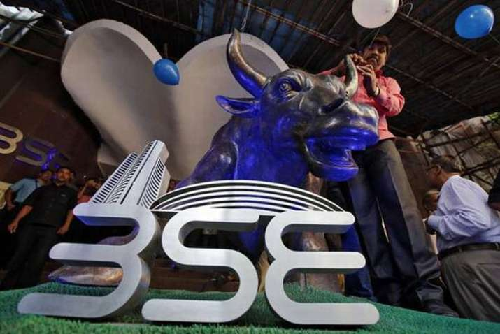 Sensex rose to 4 week high - IndiaTV Paisa