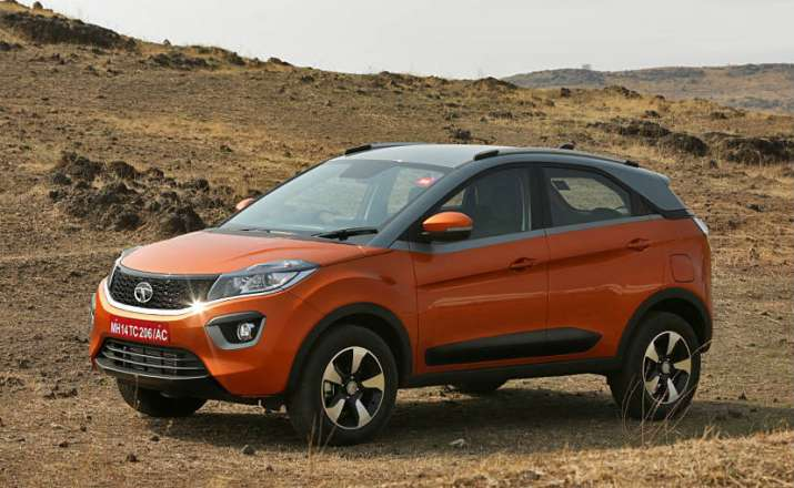 Tata Nexon AMT- India TV Paisa
