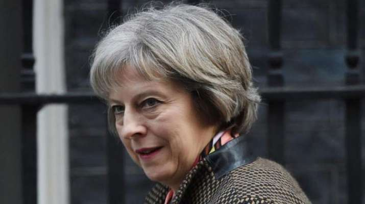 Theresa May defends Britain's role in Syria strike, says attack was successful | AP- India TV