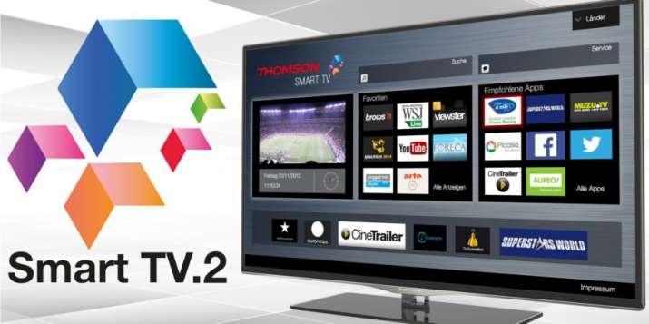 Thomson Launches 3 Smart TV in India- India TV Paisa