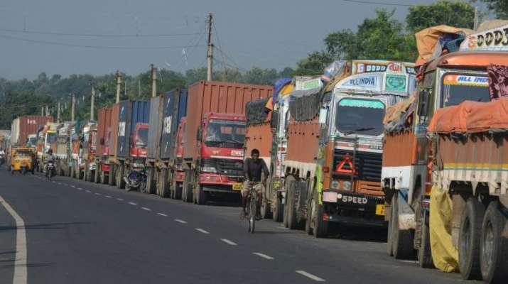 truck- India TV Paisa