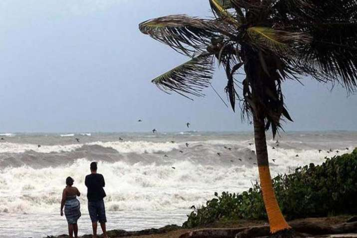 Strong winds in Atlantic create high waves off Indian coasts over 10K km away- India TV