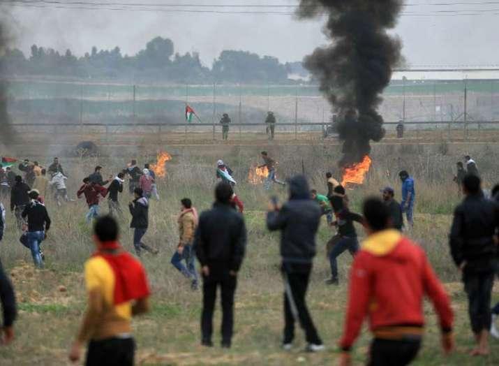Arab Parliament slams Israeli killing of Palestinian...- India TV