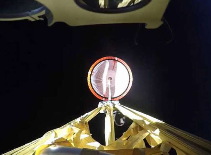 Mars supersonic parachute sent high up in successful...- India TV