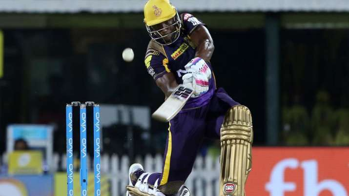 Andre Russel- India TV