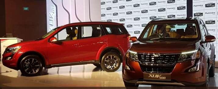 Mahindra launches XUV 500 Facelift- India TV Paisa