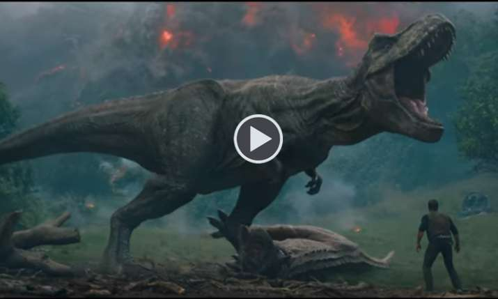 Jurassic World: Fallen Kingdom- India TV