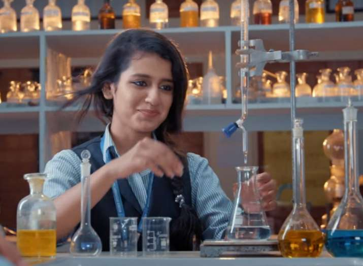 Priya Prakash- India TV