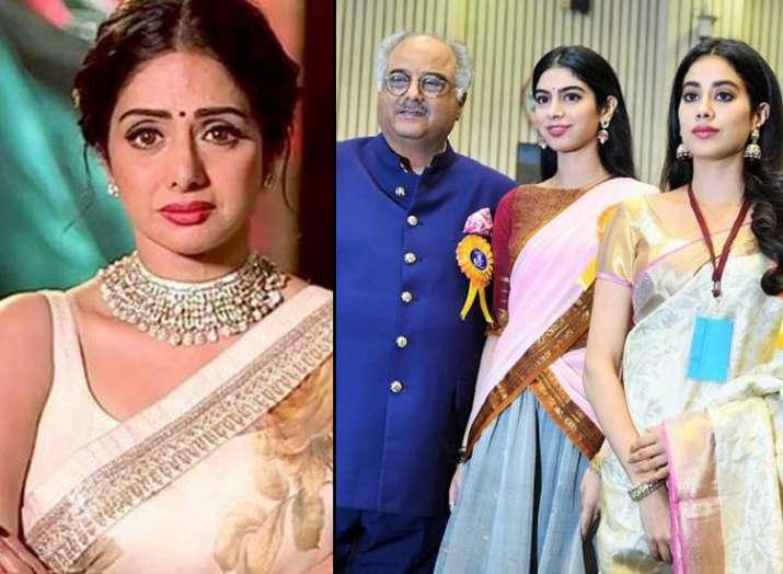 Sridevi janhvi kapoor- India TV