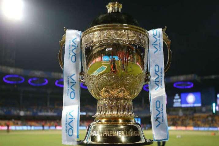 IPL-2018 Trophy- India TV