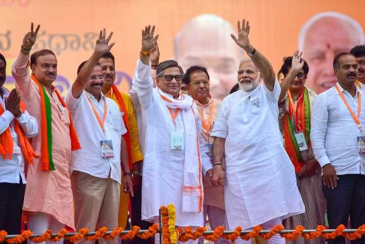 पीएम मोदी चुनावी सभा...- India TV