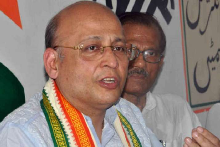 Withdrawing petition on CJI impeachment correct, says Congress leader Abhishek Manu Singhvi- India TV