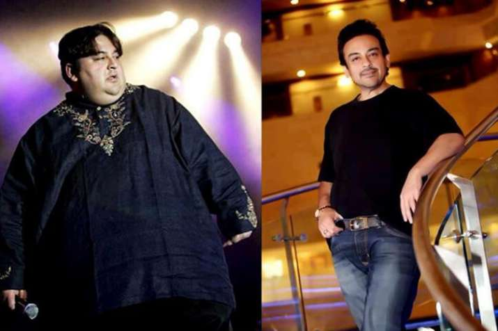 adnan sami weight loss- India TV
