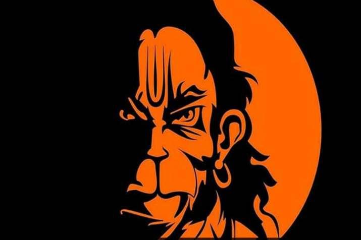 Angry Lord Hanuman made by karan acharya- Khabar IndiaTV