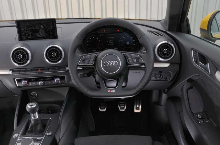 Audi A3 Interior- India TV Paisa