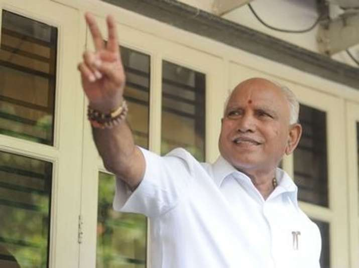 Yeddyurappa confident of winning majority- Khabar IndiaTV