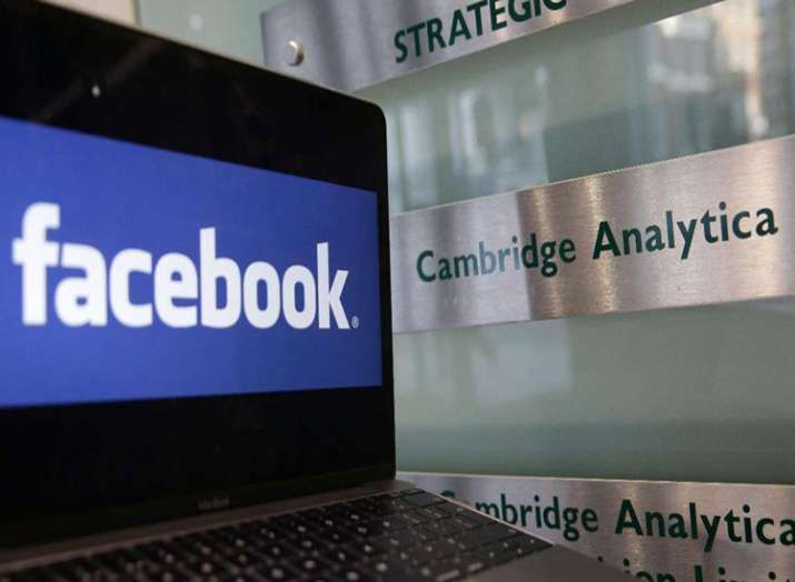 Cambridge Analytica- India TV
