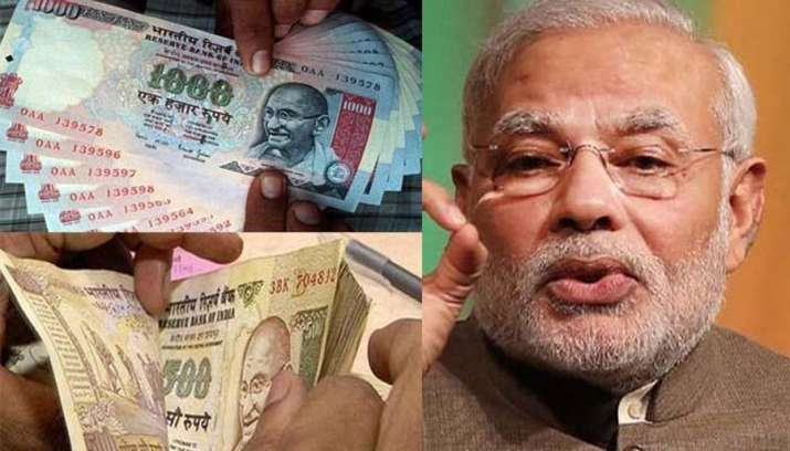 Finance Ministry designates Demonetisation as big achievement of 4 years of Modi Government- India TV Paisa