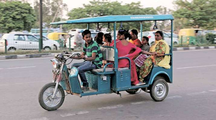 E-Rickshaw- India TV Paisa