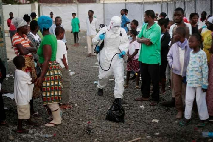 14 confirmed Ebola cases in Congo, emergency meeting held | AP File- India TV