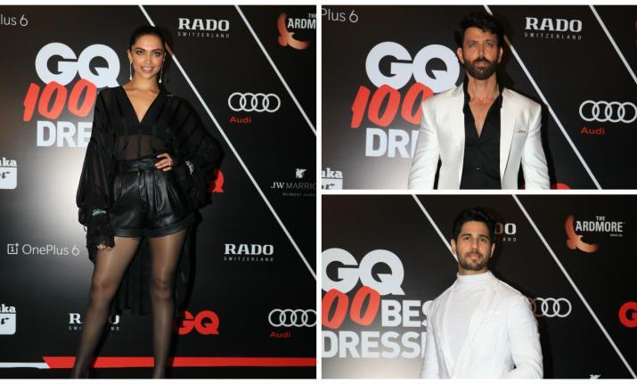 GQ 100 Best Dressed 2018:- India TV
