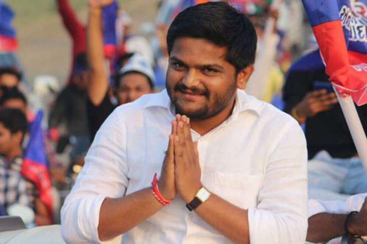 Hardik Patel Calls For 'Maha Panchayat' On May 26 For Patidar Quota- India TV