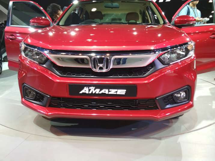 Honda Amaze- IndiaTV Paisa