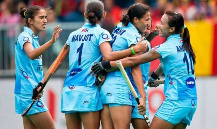Indian woemn hockey team, file- Khabar IndiaTV