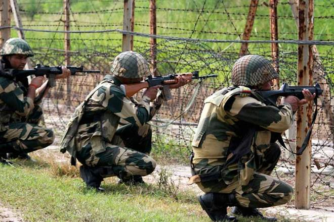 Cease fire by pakistan in jammu kashmir- India TV