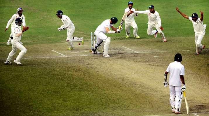 Test Match- India TV