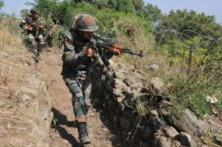 BSF jawan killed in Pak ceasefire violation along International Border- India TV