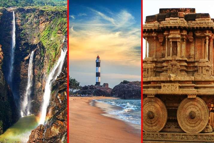 Karnatak best place- India TV